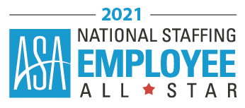 ASA National Staffing Employee All-Star